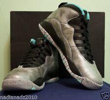 Nike Air Jordan 10 X Lady Liberty Retro Teal Size 8