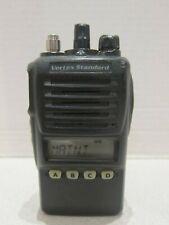 STANDARD VX-354-AG7B-5 UHF 450-512MHz  16CH Two-WAY Radio