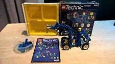 LEGO 8042 - TECHNIC - PNEUMATIC SET - 100% COMPLETE - BOXED AND INSTRUCTIONS -