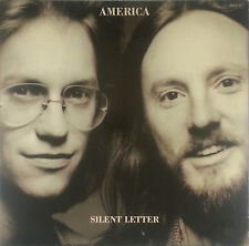 America Silent Letter 12 Zoll LP  K94 washed - cleaned