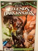 Dark Nights Death Metal Legends of the Dark Knights #1 Select Covers DC Comics