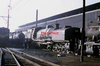 PHOTO  SOUTH AFRICAN RAILWAYS - GF CLASS GARRATTS 4-6-2 + 2-6-4 LOCO AT MASON'S