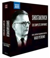 SHOSTAKOVICH: THE COMPLETE SYMPHONIES NEW CD