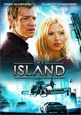 DVD *** THE ISLAND ***  (neuf sous blister)