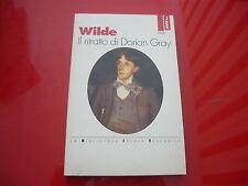 OSCAR WILDE-IL RITRATTO DI DORIAN GRAY-BIT TASCABILE-1995