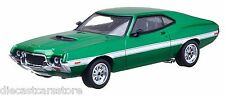 GREENLIGHT 2009 FAST & FURIOUS 1972 FORD GRAND TORINO 1/43 GREEN 86218
