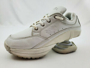 Z Coil White Orthodic Pain Relief Cloud Walker Sneakers Shoes Womens Size W6