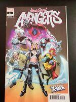 WEST COAST AVENGERS #4b (2019 MARVEL Comics) ~ VF/NM Book