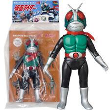 Figure Medicom Soft Vinyl Sofubi Kamen Rider Old No.2 Hayato Ichimonji Head