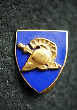 US ARMY WEST POINT ACADEMY UNIT CREST / PIN DISTINCTIVE INSIGNIA ENAMELLED