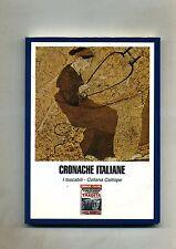 Edoardo Di Bella # VIVERE? SAPER VIVERE... # Cronache Italiane 2001