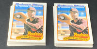 Lot of 50 MINT 1989 Topps Baseball Future Star #648 Sandy Alomar Rookie 20-1809