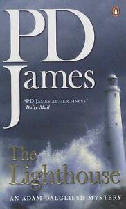 P. D. James: The Lighthouse **TOP**