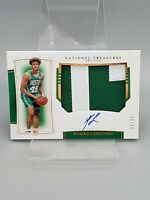 2019-20 National Treasures Romeo Langford Rookie Patch Auto Bronze /49 RC RPA 🔥