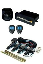 Rhino GTR Car Alarm & Immobiliser System & Mongoose 4 Door Central Locking Kit