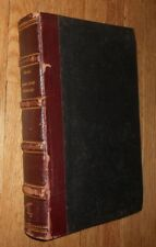 1859 Antique Medical Book Handbuch der historisch-geographischen Pathologie