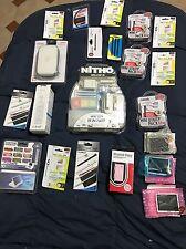 Nintendo Nds Dsi ds Xl Wii Schermo Lcd Batteria Telecomando Custodia Lotto Stock