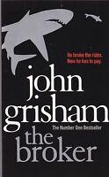 The Broker by John Grisham, Book, New Paperback