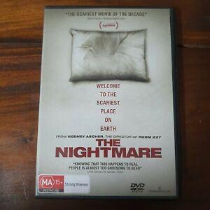 The Nightmare Region 4 DVD Free Postage