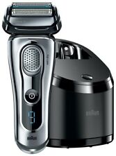 Braun Series 9-9095cc Wet and Dry Foil Shaver for Men with Cleaning Center,NEW
