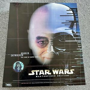 Anakin Skywalker The Story of Darth Vader STAR WARS MASTERPIECE EDITION 1998