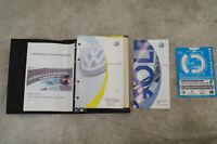 VW Golf 5 Betriebsanleitung Bedienungsanleitung Servicebuch Benutzerhandbuch