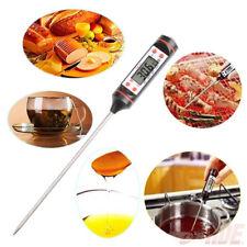 Food Oil Pen Digital Thermometer Temperature Kitchen Juice Milk Water Testers UK