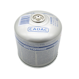 Cadac 500G Gas Cartridge Propane/Butane Mix