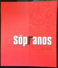 The Sopranos: The Book By Brett Martin (2007) First Printing HBO