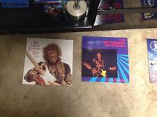 Rare Jimi Hendrix Promo Poster 12x12 record. lp prince. vintage music .