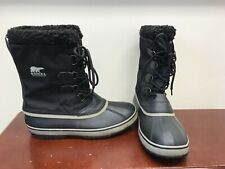 Mens Sorel 1964 Pac Nylon Winter Boots Size 12