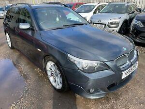 2009 BMW 520D 2.0D M SPORT BUSINESS EDITION ESTATE NON RUNNER / SPARES OR REPAIR