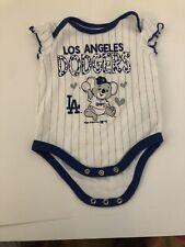 Dodgers Jumpsuit/ Romper 0/3M