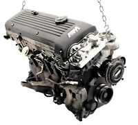 BMW M3 E46 3.2 S54B32 Petrol Engine Motor 343hp Sport 164k mil. Video on Request