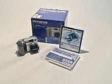 Olympus  C-4000 Zoom 4.0MP Digital Camera - Passport Verison