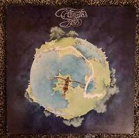 "Yes - ""Fragile"" LP  Vinyl Album - Gatefold- Prog Rock - 1972"
