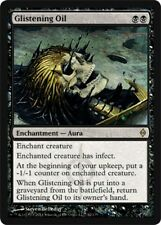 New Phyrexia ~ GLISTENING OIL rare Magic the Gathering card