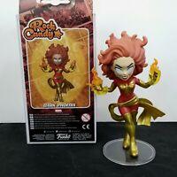 Funko Pop Rock Candy X Men Dark Phoenix Marvel Collector Corp Exclusive New