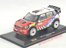 NEW 1/32 18-40000 Mini John Cooper Works WRC, Rallye Monte Carlo , Sardo #37
