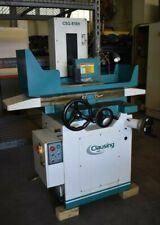 8 X 18 Clausing Csg 818h Hand Feed Horizontal Spindle Surface Grinder 29427
