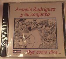 Arsenio Rodriguez Y Su Conjunto Oye Como Dice. CUCD CUBANACAN NEW