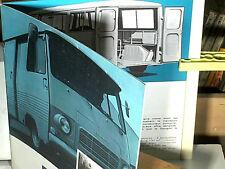 BEAU CATALOGUE PEUGEOT J7 1973/74 MINIBUS / CARS / PICK UP / BETAILLERE