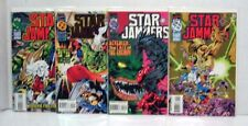 STAR JAMMERS Marvel Comic Book Set of 4  NM