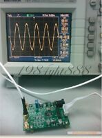 50Mhz AD9850 Dual Channel Sine/Square Wave DDS Signal Generator + Software CN