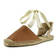 Soludos Leather Espadrille Flats for Women