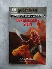 Der Magische Stein ?Die vergessenen Welten? Fantasy Roman von R.A. Salvatore