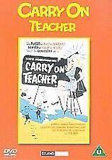 Carry On Teacher (DVD, 2007)