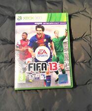 FIFA 13 - Microsoft Xbox 360 EA Sports – xbox 360 game free p&p – pal