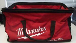 "Milwaukee 50-55-3565 M18 Fuel Heavy Duty Soft Side Contractor Bag 22"" x 12"" x 12"