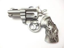 Buckle Gürtelschnalle Revolver Pistole 936125